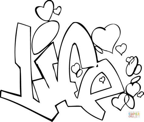 crazy graffiti coloring pages ausmalbild quot life quot graffiti ausmalbilder kostenlos zum