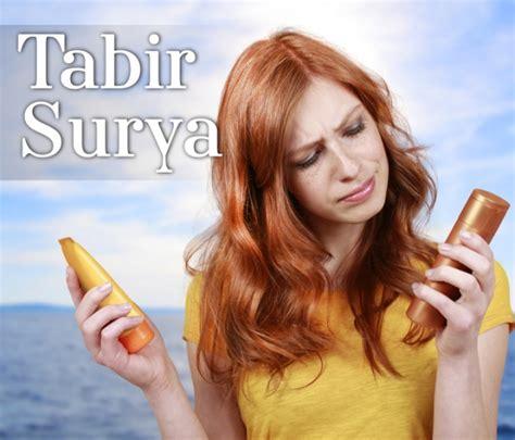 Berapa Tabir Surya tahu spf tabir surya ideal warga tropis gaya tempo co