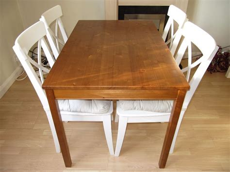 Ingo Dining Table Excellent Dining Table Ikea Ingo 4 Chairs Ikea Ingolf In Slough Berkshire Gumtree