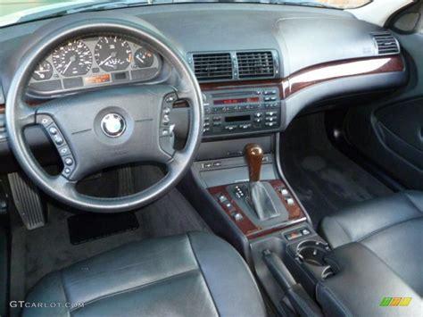 2004 bmw 325i interior black interior 2004 bmw 3 series 325i sedan photo