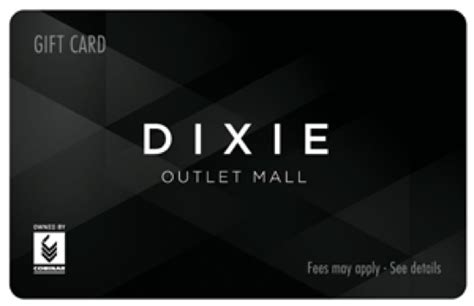 Gift Card Mall Activate - gift cards dixie outlet mall