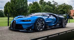Bugatti Concept Cars Bugatti To Showcase Chiron Alongside Vision Gt Concept At