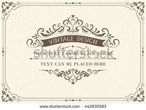 time frame for mailing out wedding invitations ornate vintage card design with ornamental flourishes