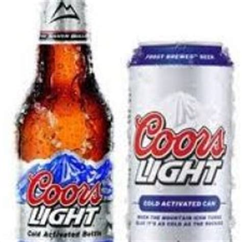 is coors light a rice best around the globe on