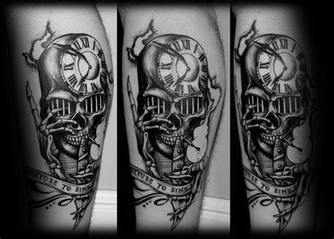 white pride tattoo designs 50 refuse to sink designs for strong ink ideas