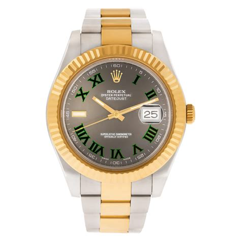 green rolex watches for s day or any day