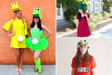 cheap easy homemade halloween costume ideas