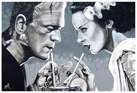 til death do us part bride of frankenstein the midnight
