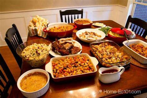 countdown to turkey day 2011 november 8 creating the thanksgiving dinner menu home ec 101