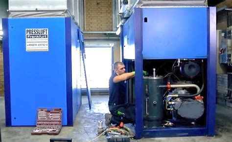 compressed air systems maintenance repair compressed air technology compressors