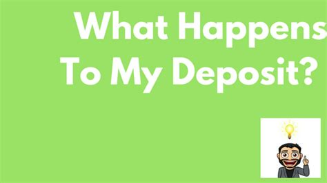 what is the deposit required to buy a house what happens to the deposit when buying a house 28 images deposits buying a