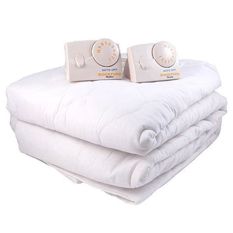 King Size Bed Electric Blanket by Not Found