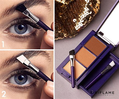 The One Eyebrow Kit join oriflame today the one eyebrow kit