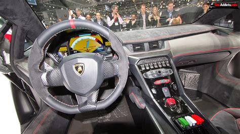 Interior Lamborghini Veneno Lamborghini Veneno Detail Interior And Exterior