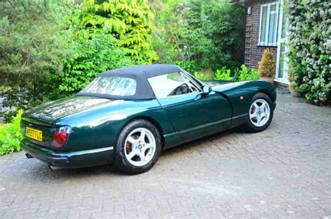 My Tvr Tvr Chimaera 4 0 Convertible Car For Sale