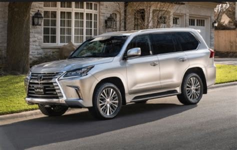 Lexus Lx 2020 by 2020 Lexus Lx 570 Redesign Engine Specs 2020 Best Suv