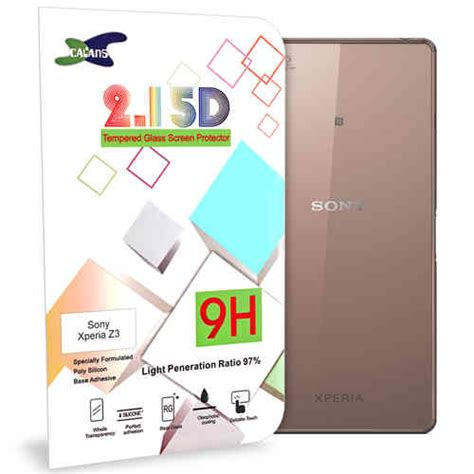 Tempered Glass Tg Myuser Sony Xperia Sp Sony Xperia Z3 Screen Protectors Gadgets 4 Geeks