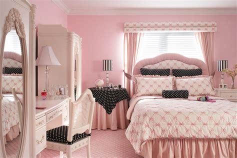 Pink Bedroom Designs For Small Rooms by 粉色卧室公主房装修效果图 土巴兔装修效果图