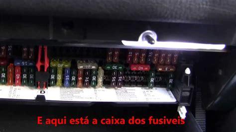 caixa dos fusiveis bmw  fuse box bmw  youtube