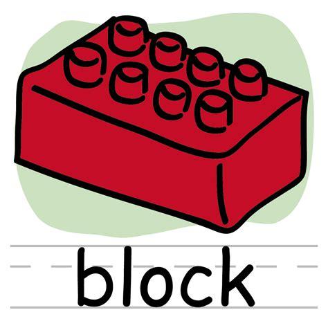 Blockers Clip Block Clip Letters Clipart Panda Free Clipart Images