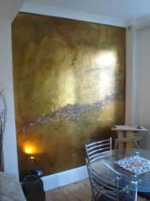 eye for design decorating with metallic gold