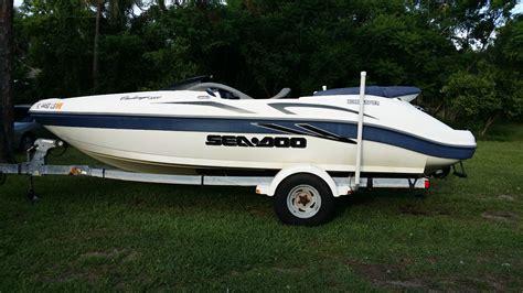 sea doo jet boat sale sea doo challenger 2000 20 jet boat 2001 for sale for