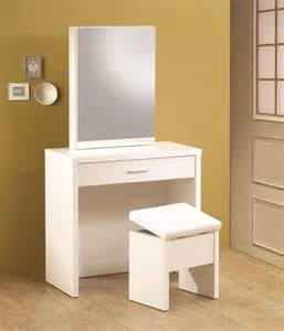Bedroom Vanity White White Vanity Co 290 Bedroom Vanity Sets