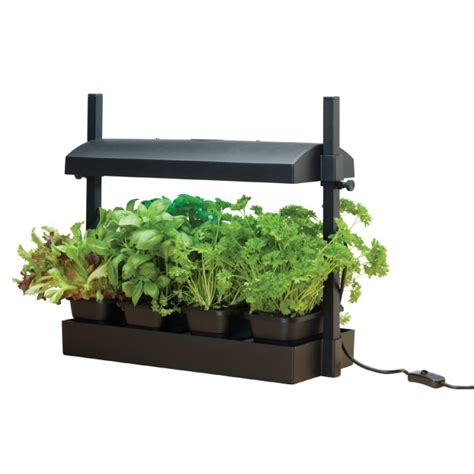 mini t5 grow light micro grow light garden black
