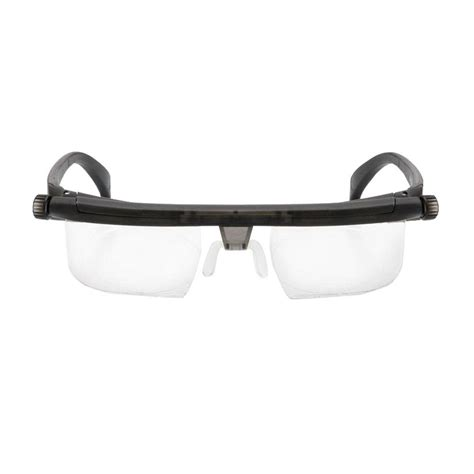 Kacamata Vision Instant Adjustable Lens Glasses Vision adlens continuously adjustable work glasses us01 1005 gy the home depot