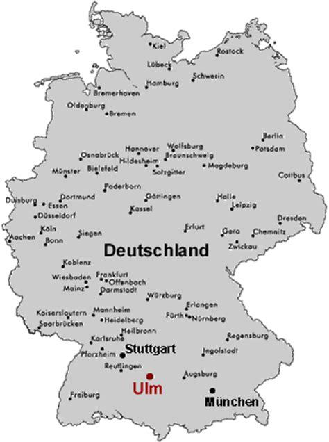 Ulm Carte et Image Satellite