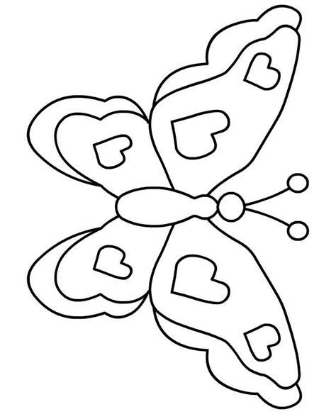 imagenes de mariposas bonitas para colorear mariposas para colorear dibujos infantiles imagenes