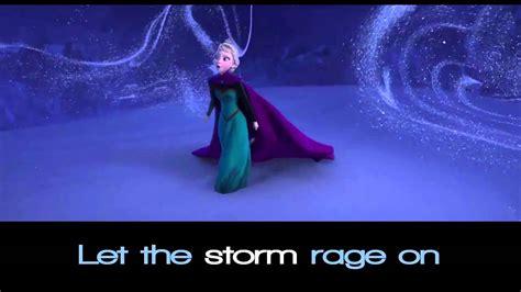 where does st go disney s frozen quot let it go quot sing a long lyrics