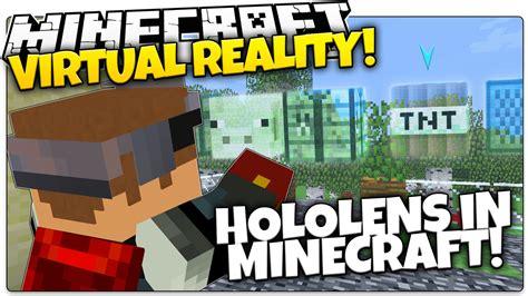 Microsoft Hololens Indonesia minecraft hololens reality microsoft holol