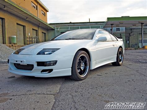 Nissan 300zx Z32 Andy Turpin S 1990 Nissan 300zx Turbo Modified Magazine