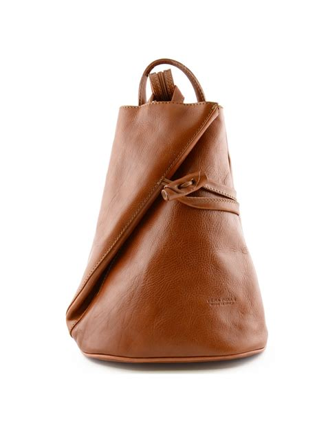backpack with leather straps leather backpack for with zipped straps aniuk