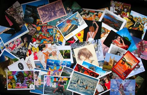 Postcard Photocard D O a plethora of postcards spiral gallery