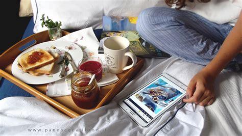 colazione a letto colazione o brunch in giardino o a letto e una speciale