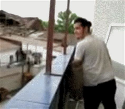 Toss Takes Out On Your Superiors by Total Pro Sports Epic Garbage Gif