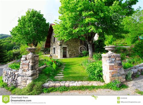 nice place  rest stock photo image  pastoral