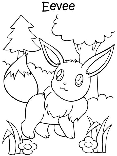 pokemon color page az coloring pages
