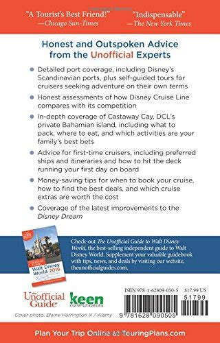 the unofficial guide to disney cruise line 2018 the unofficial guides books disney cruise line guide 2016 unofficial cruise books