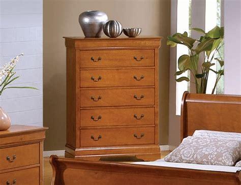 Phillipe Oak Bedroom Furniture by 6 Rich Oak Louis Philippe Sleigh Bedroom Furniture