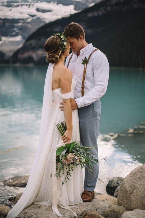 Simple Vegas Wedding Dress