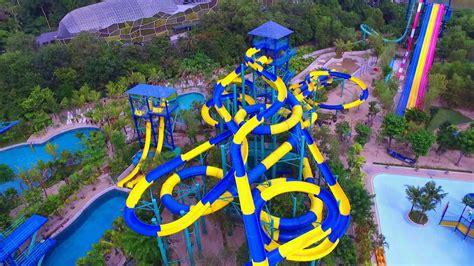 theme park penang penang s escape park is building the world s longest water