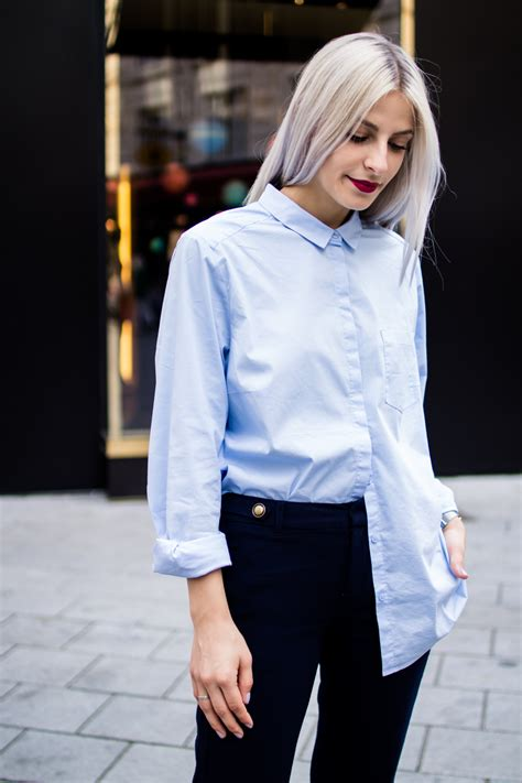 5 Button Shirts To Complete Your Closet 5 ways to style your oversize button shirt the