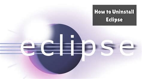 how to uninstall eclipse on a mac how to uninstall eclipse remove eclipse now
