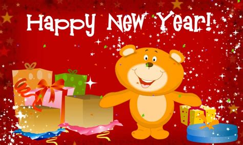 new year card new year cards happy new year 2018 images