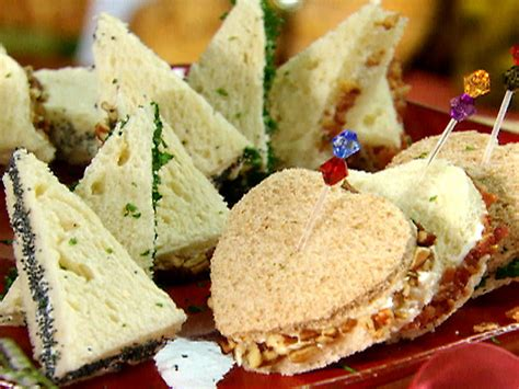 party finger sandwiches