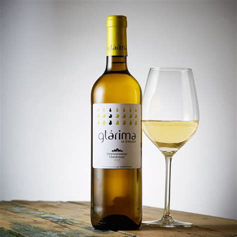 white wine somontano wine gewurztraminer chardonnay to buy