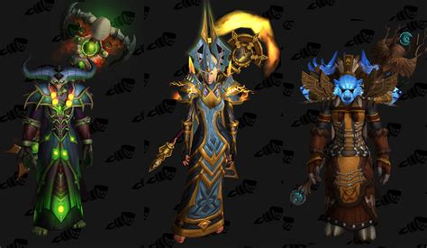 wow dressing room patch 7 2 dressing room updated for tier 20 armor sets wowhead news